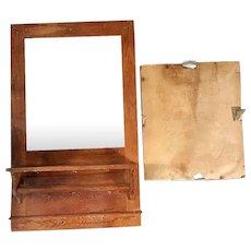 19th century Ponce de Leon Hotel Vanity Mirror