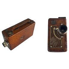 Rare Ostrich Skin Custom Cina Kodak 16mm Movie Camera