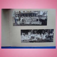 1920 Omaha,Nebraska  Fremont Country Club Golf  Photo Album