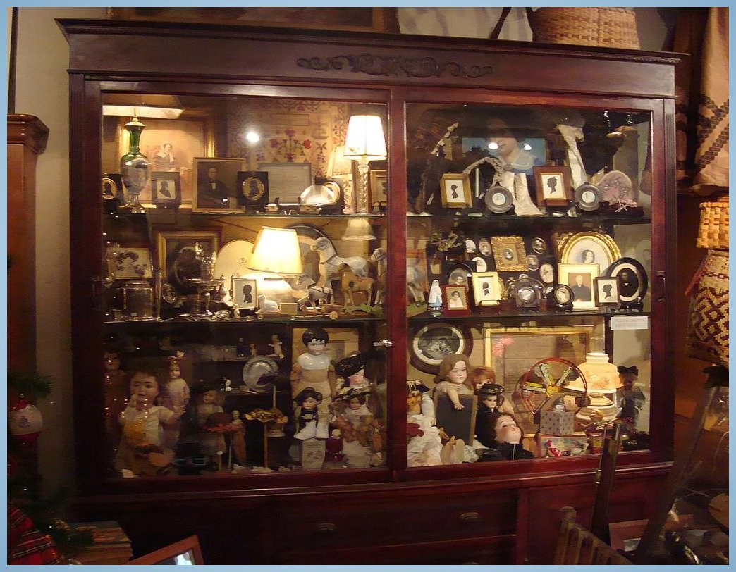 ... Store Display Case 8 Foot Tall. Click to expand - Tiffany C.1870's Jewelry Store Display Case 8 Foot Tall : Dead