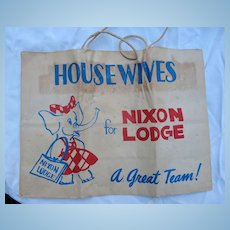 Scarce  House Wives For Nixon Lodge Grocery Bag