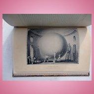 Museum retrospective in Class 34, ballooning Expo International 1900 in Paris. Report of the Committee of installation.Musée rétrospectif de la classe 34: aérostation