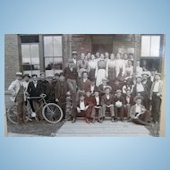 1898 Norwich,Ct Pharmaceutical Company EVERYONE IDENTIFIED !