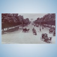 Eugene Atget Photograph Paris,France July 21 1891