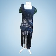 See-Through Razzle-Dazzl Great Gatsby Dress that has no equals