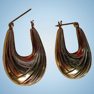 Chickabiddy 14kt. Gold Ladies Earrings Balance,Beauty & Style