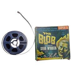 The Blob Super 8mm Film Steve McQueen Horror Film in Original Box