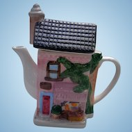 Adorable Tea Pot of Eclectic Antique Shop