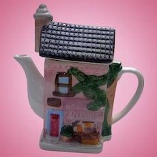 Adorable Tea Pot of Eclectic Antique Shop