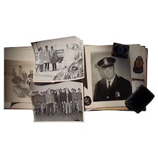 Archive of Buffalo, New York Police Chief James Mahoney