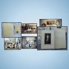 Archive of Famed Baltimore,Md Family of Edward L.Bartlett
