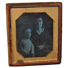 Very Early Daguerreotype S. Southworth Walton,New York
