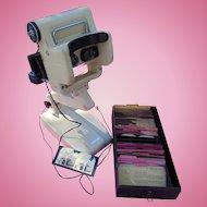 Keystone Telebinocular Optometry Optical Vision Eye Machine with Stereoviews