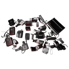 HUGE Vintage Movie Camera Collection Eumig,Yashica and Much More