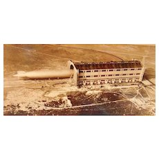 Graf Zeppelin at Lakehurst, New Jersey August of 1929 Stunning view