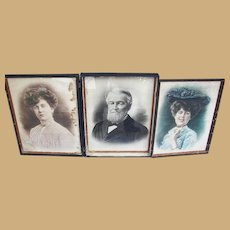 Original Artist Folio from Mormon Photographer & Artist George Martin Ottinger