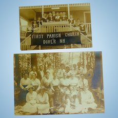 Bathing Beauties  First Parish Church Dover,New Hampshire