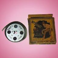 William S.Hart 16mm Silent Film in original box