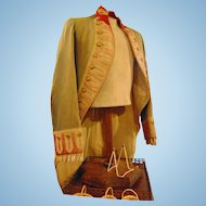 1876 Philadelphia Centennial Exposition Revolutionary War George Washington Jacket