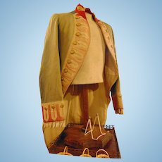 1876 Philadelphia Centennial Exposition Revolutionary War George Washington Jacket