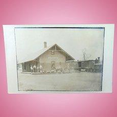 RPPC Watertown, Ct. Railroad Depot Station
