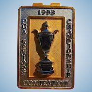 Serious Bling Al Kelley's 1998 PGA Seniors Championship Money Clip