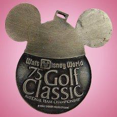 1975 Walt Disney PGA World Golf Classic Actual Players Golf Bag Accessory