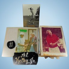 Collection of Autographed Photos of PGA Golf Legends from Albert Kelley,Jr. Estate
