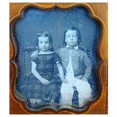 Bottle Curls and Victorian Musings daguerreotype