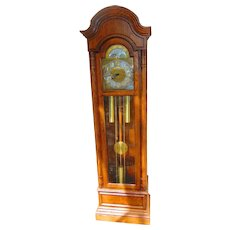 Incredible Howard Miller Custom made Grandfather Clock