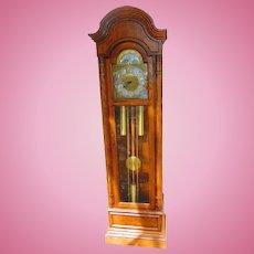 Incredible Howard Miller Custom made Grandfather Clock
