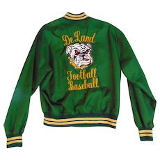 1970's Deland,Florida High School Letterman's Jacket