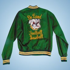 1970's Deland,Florida High School Letterman's Jacket
