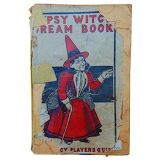 Gypsy Witch Dream Book 1902
