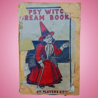 Gypsy Witch Dream Book 1902