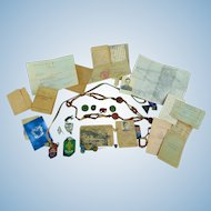 Archive of Eagle Scout Juris Janson of Lativa  THE HOLY GRAIL of Boy Scout Memorabilia