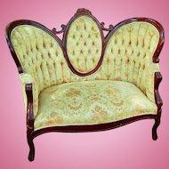 Victorian Sofa from Casa Monica Hotel St. Augustine,Florida