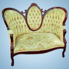 Victorian Sofa from Casa Monica Hotel St. Augustine,Florida