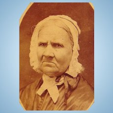 The Oldest White Woman in Missouri  in 1870  Bethany,Mo. Harrison County