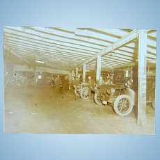 Robert Holmes & Bros Garage Danville, Illinois Photograph