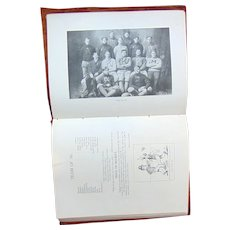 1907 Keokuk Medical College Yearbook    College of Physicians and Surgeons Keokuk, Iowa