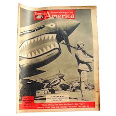 Young America World War 2 Flying Tigers Chinese Soldiers Flying American Planes