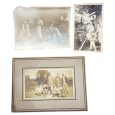 Early Southern Baseball Photographs Ladies Day... Tinker-to-Evers-to-Chance