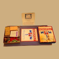 Original 1935 Monopoly Game & Board