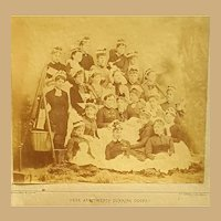 Samuel Broadbent Dag Phot Mammoth Albumen 20 Cunning Cooks Romeo & Juliet