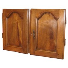 18th c. French Country Louis XV Cabinet Doors