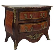 19th c. French Miniature Chest
