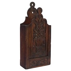 18th c. French Fariniere or Flour Box
