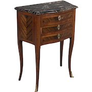 Early 20th c. French Louis XV Style Side Table