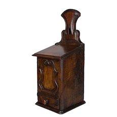19th Century French Boite À Sel or Salt Box